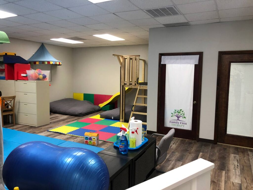 Family First Therapy Early Intervention Gym Tampa FL